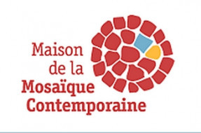 Logo maison de la mosaique contemporaine