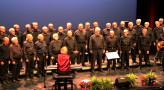 Concert Chorale de Melay et chœur des Hommes de Poisson - Théâtre Sauvageot