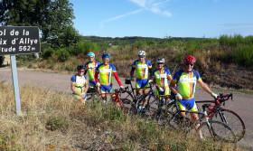 Brevet des 50km - Rendez-vous local des cyclos à Bellevue