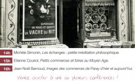 Un après-midi parodien : Commerce et échanges au fil du temps - Théâtre Sauvageot