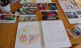 Le journal créatif - Résidence Parodienne