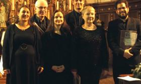 Concert Chants grégoriens - Basilique du Sacré-Coeur